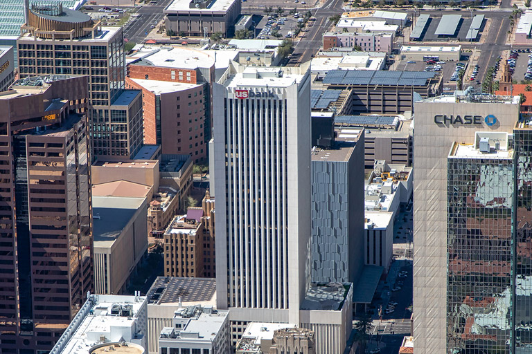 Black Salmon Acquires US Bank Center