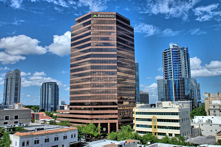 National Investment Firm Black Salmon Acquires Office Tower in Downtown Orlando for $68 Million